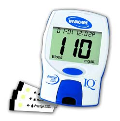 Blood Glucose Monitor Blood Monitor Glucose Monitor